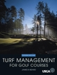 Turf Management for Golf Courses, 2nd Edition (1575040921) cover image