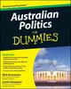 Australian Politics For Dummies (1742169821) cover image