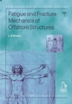 Fatigue and Fracture Mechanics of Offshore Structures (1860583121) cover image