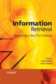 Information Retrieval: Searching in the 21st Century (0470027622) cover image