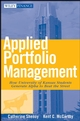 Applied Portfolio Management: How University of Kansas Students Generate Alpha to Beat the Street (0470041722) cover image