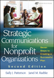 Strategic Communications for Nonprofit Organization: Seven Steps to Creating a Successful Plan, 2nd Edition (0470401222) cover image