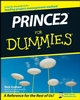 PRINCE2 For Dummies (0470519622) cover image