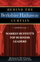 Behind the Berkshire Hathaway Curtain: Lessons from Warren Buffett's Top Business Leaders (0470560622) cover image