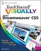 Teach Yourself VISUALLY Dreamweaver CS5 (0470612622) cover image