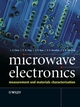 Microwave Electronics: Measurement and Materials Characterization (0470844922) cover image