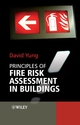 Principles of Fire Risk Assessment in Buildings (0470854022) cover image