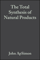 The Total Synthesis of Natural Products, Volume 3 (0471023922) cover image