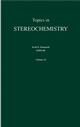 Topics in Stereochemistry, Volume 23 (0471176222) cover image
