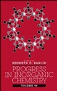 Progress in Inorganic Chemistry, Volume 46 (0471179922) cover image