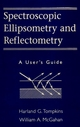 Spectroscopic Ellipsometry and Reflectometry: A User's Guide (0471181722) cover image