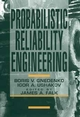 Probabilistic Reliability Engineering (0471305022) cover image