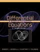 Differential Equations: A Modeling Perspective, 2nd Edition (0471433322) cover image