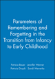 Parameters of Remembering and Forgetting in the Transition from Infancy to Early Childhood (0631225722) cover image