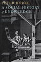 A Social History of Knowledge II: From the Encyclopaedia to Wikipedia (0745650422) cover image