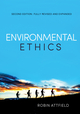 Environmental Ethics: An Overview for theTwenty-First Century, 2nd Edition (0745652522) cover image