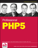 Professional PHP5 (0764572822) cover image