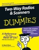 Two-Way Radios and Scanners For Dummies (0764595822) cover image