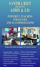 ADHD & LD: Powerful Teaching Strategies and Accommodations (0787974722) cover image