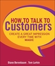 How to Talk to Customers: Create a Great Impression Every Time with MAGIC (0787987522) cover image