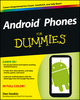 Android Phones For Dummies (1118169522) cover image