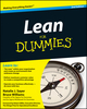 Lean For Dummies, 2nd Edition (1118237722) cover image