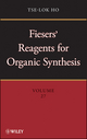 Fiesers' Reagents for Organic Synthesis, Volume 27 (1118337522) cover image
