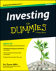 Investing For Dummies, 7th Edition (1118884922) cover image
