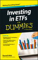Investing in ETFs For Dummies, Portable Edition (1119121922) cover image