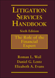 Litigation Services Handbook: The Role of the Financial Expert, 6th Edition (1119166322) cover image