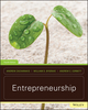 Entrepreneurship, 4th Edition (1119298822) cover image