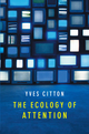 The Ecology of Attention (1509503722) cover image