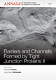 Barriers and Channels Formed by Tight Junction Proteins II, Volume 1258 (1573318922) cover image