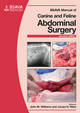 BSAVA Manual of Canine and Feline Abdominal Surgery, 2nd Edition (1905319622) cover image