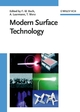 Modern Surface Technology (3527315322) cover image