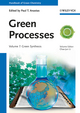 Green Processes: Green Synthesis, Volume 7 (3527326022) cover image