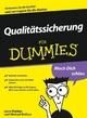 Qualitätssicherung für Dummies (3527657622) cover image