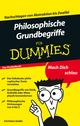 Philosophische Grundbegriffe für Dummies (3527667822) cover image