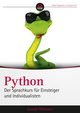 Python. Der Sprachkurs für Einsteiger und Individualisten (3527694722) cover image