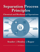 Separation Process Principles, 3rd Edition (EHEP001822) cover image
