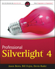 Professional Silverlight 4 (0470650923) cover image