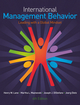 International Management Behavior: Leading with a Global Mindset, 6th Edition (0470714123) cover image
