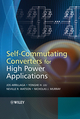 Self-Commutating Converters for High Power Applications  (0470746823) cover image