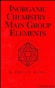 Inorganic Chemistry of Main Group Elements (0471186023) cover image