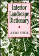 Interior Landscape Dictionary (0471284823) cover image
