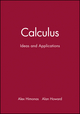 Calculus: Ideas and Applications, Technology Tools Manual (0471431923) cover image