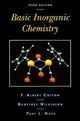 Basic Inorganic Chemistry, 3rd Edition (0471505323) cover image