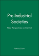 Pre-Industrial Societies: New Perspectives on the Past (0631156623) cover image