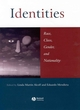 Identities: Race, Class, Gender, and Nationality (0631217223) cover image