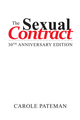 The Sexual Contract (0745604323) cover image